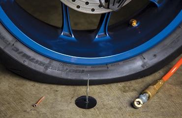 Επισκευές ελαστικών με υλικά κορυφαίων εταιρειών για σίγουρα αποτελέσματα